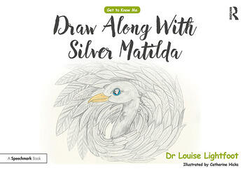 Draw Along With Silver Matilda Get to Know Me: Depression book cover