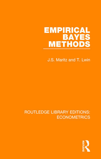 Empirical Bayes Methods book cover