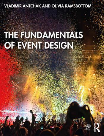 The Fundamentals of Event Design book cover