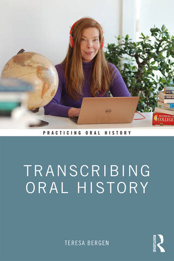 Transcribing Oral History book cover