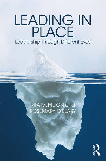 Leading in Place Leadership Through Different Eyes book cover