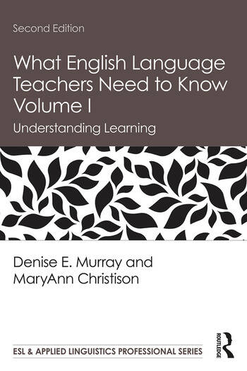 What English Language Teachers Need to Know Volume I Understanding Learning book cover