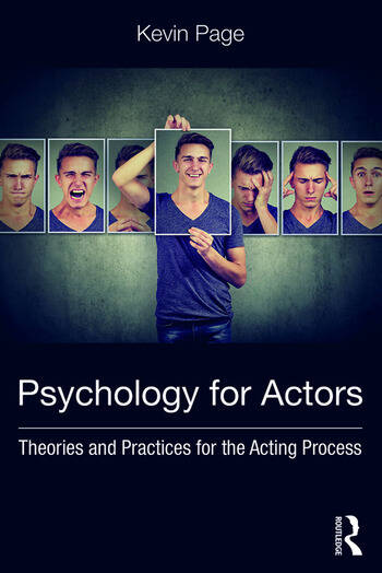 Psychology for Actors Theories and Practices for the Acting Process book cover