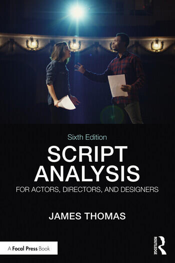 Script Analysis for Actors, Directors, and Designers book cover