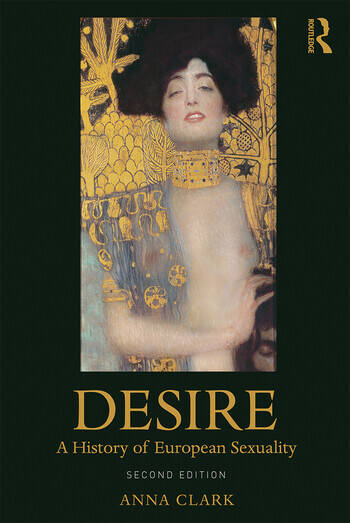 Desire A History of European Sexuality book cover