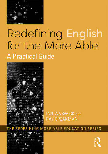 Redefining English for the More Able A Practical Guide book cover