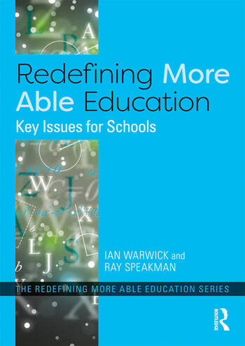 Redefining More Able Education Key Issues for Schools book cover