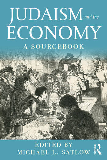 Judaism and the Economy A Sourcebook book cover