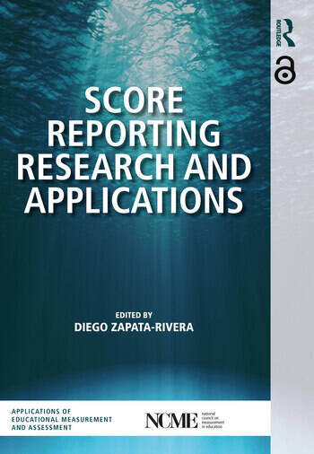 Score Reporting Research and Applications book cover
