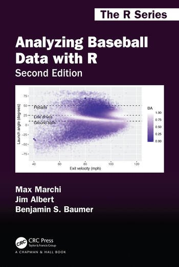 Analyzing Baseball Data with R, Second Edition