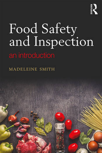 Food Safety and Inspection An Introduction book cover