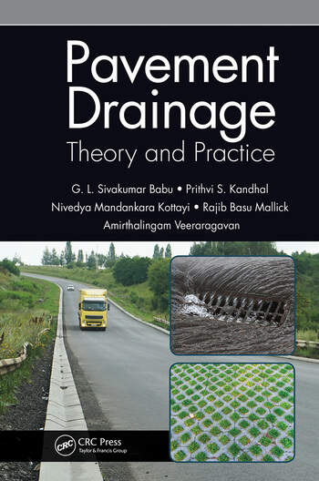 Pavement Drainage: Theory and Practice book cover