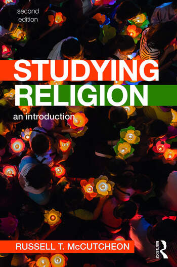 Studying Religion An Introduction book cover