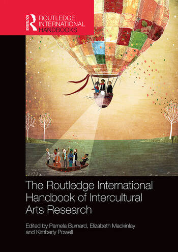 The Routledge International Handbook of Intercultural Arts Research book cover