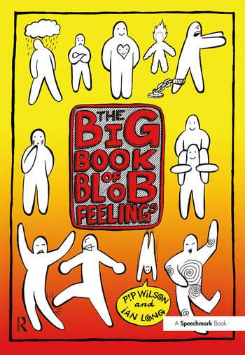 Big Book of Blob Feelings book cover