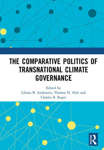 The Comparative Politics of Transnational Climate Governance book cover