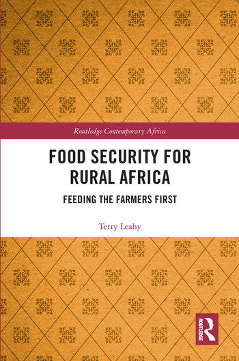 Food Security for Rural Africa Feeding the Farmers First book cover