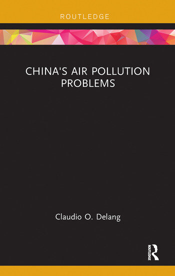 China's Air Pollution Problems book cover