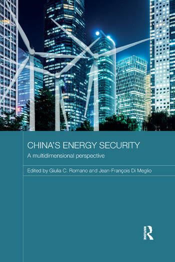 China's Energy Security A Multidimensional Perspective book cover