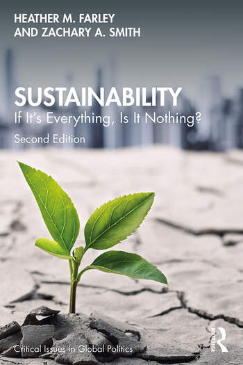 Sustainability If It's Everything, Is It Nothing? book cover