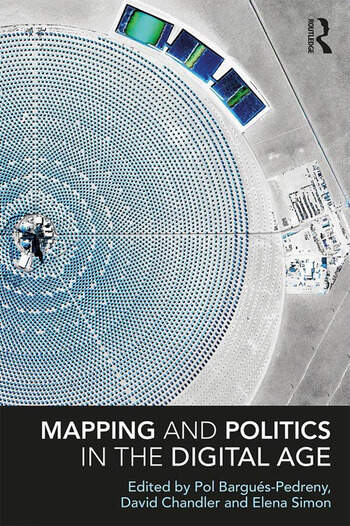 Mapping and Politics in the Digital Age book cover