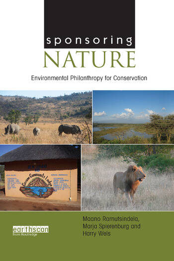 Sponsoring Nature Environmental Philanthropy for Conservation book cover