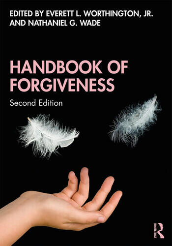 Handbook of Forgiveness book cover
