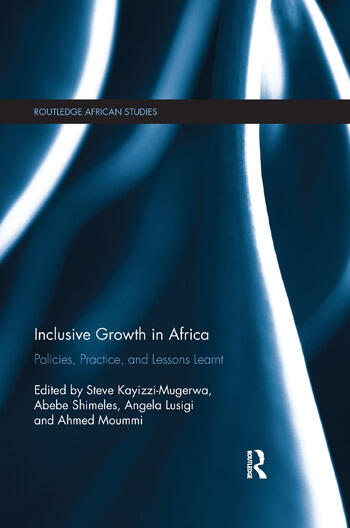 Inclusive Growth in Africa Policies, Practice, and Lessons Learnt book cover