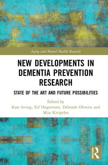 New Developments in Dementia Prevention Research State of the Art and Future Possibilities book cover
