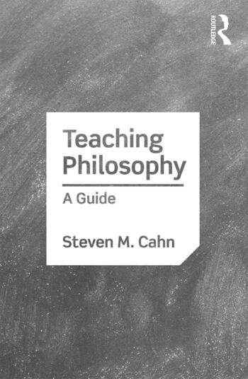 Teaching Philosophy A Guide book cover