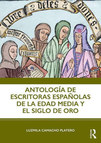Antología de escritoras españolas de la Edad Media y el Siglo de Oro book cover