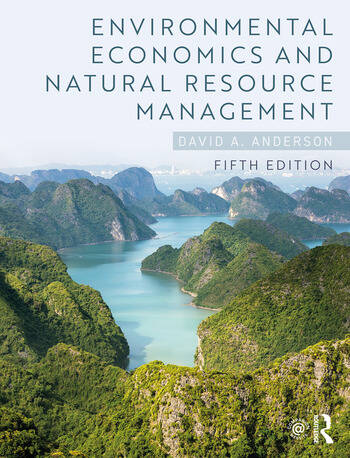 Environmental Economics and Natural Resource Management book cover