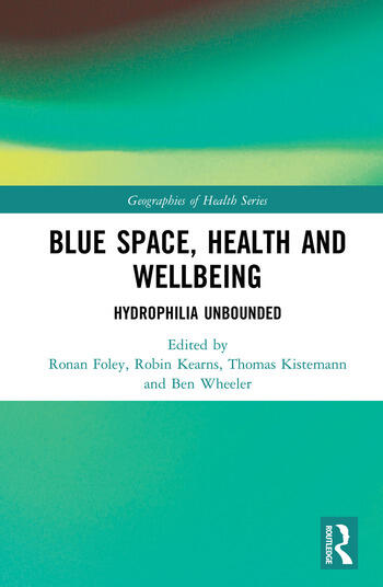 Blue Space, Health and Wellbeing Hydrophilia Unbounded book cover