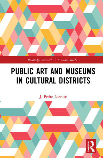 Public Art and Museums in Cultural Districts book cover