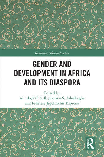 Gender and Development in Africa and Its Diaspora book cover