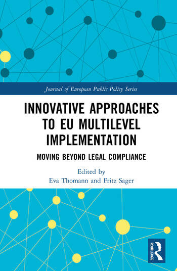 Innovative Approaches to EU Multilevel Implementation Moving beyond legal compliance book cover