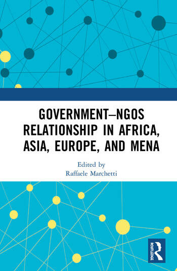 Government–NGO Relationships in Africa, Asia, Europe and MENA book cover