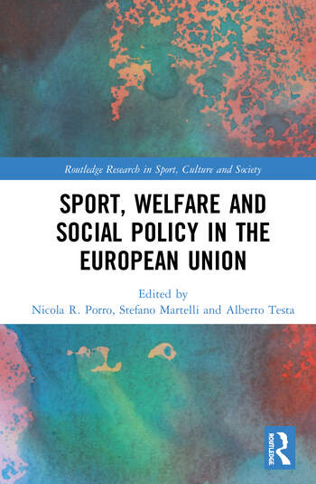Sport, Welfare and Social Policy in the European Union book cover