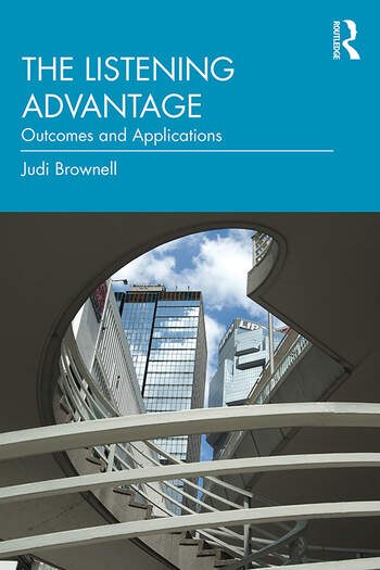 The Listening Advantage Outcomes and Applications book cover
