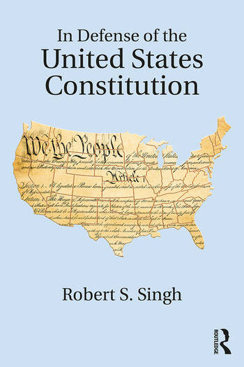 In Defense of the United States Constitution book cover