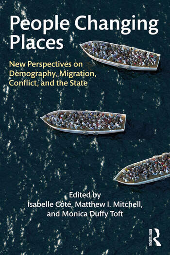 People Changing Places New Perspectives on Demography, Migration, Conflict, and the State book cover