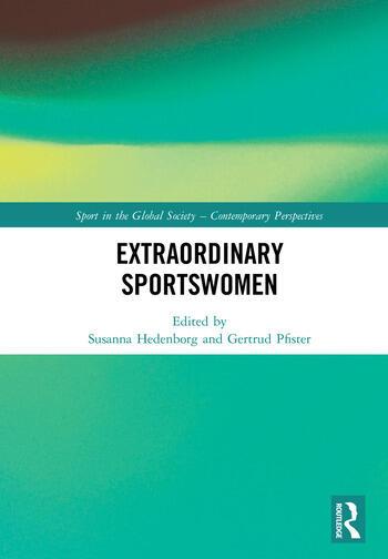 Extraordinary Sportswomen book cover