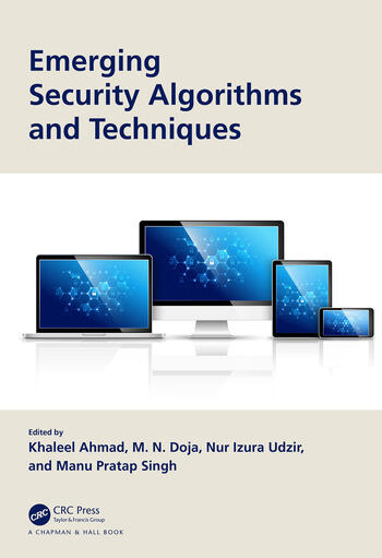 Emerging Security Algorithms and Techniques book cover