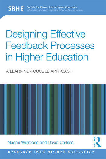 Designing Effective Feedback Processes in Higher Education A Learning-Focused Approach book cover