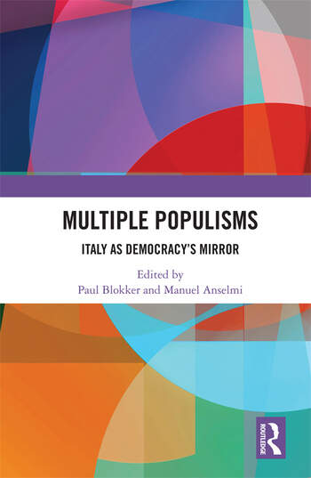 Multiple Populisms Italy as Democracy's Mirror book cover