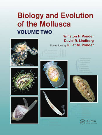 Biology and Evolution of the Mollusca, Volume Two book cover