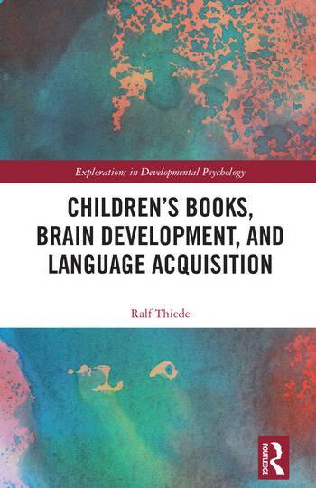 Children's books, brain development, and language acquisition book cover