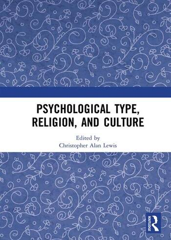 Psychological Type, Religion, and Culture book cover