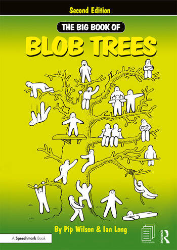 The Big Book of Blob Trees book cover