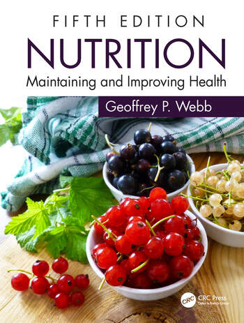Nutrition Maintaining and Improving Health book cover